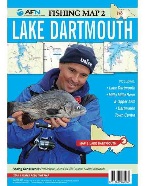 Lake Dartmouth Map