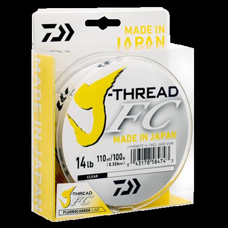 Daiwa J-Thread FC 14LB