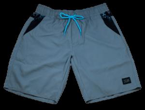 Daiwa Hex Shorts Grey/Blue