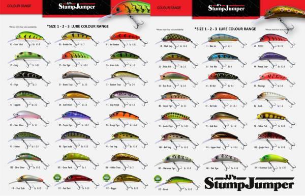 StumpJumper Colours