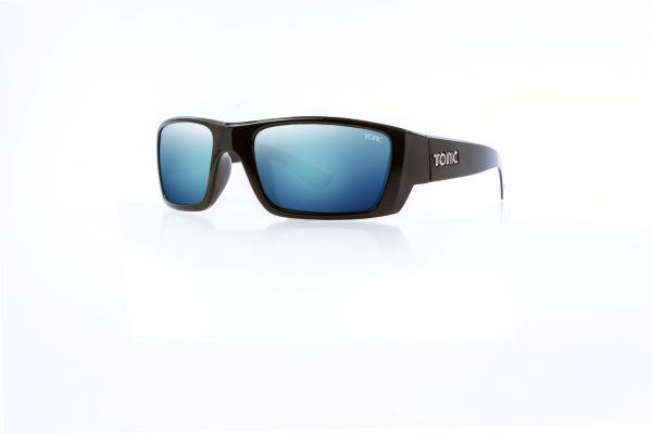 Tonic Rise Shiny Black Blue Mirror